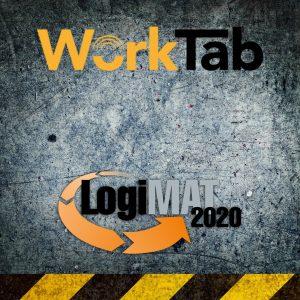 WorkTab präsentiert Produktportfolio auf LogiMAT 2020